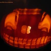 Les p'tites décos d'Halloween en récup' !! + Cape Toile D'Araignée sans couture !