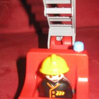 """Playmobil 123 ""Camion Pompier"