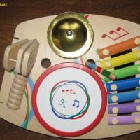 Les jouets en bois de chez Lidl =)