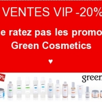 Green is Better Cosmetics ! 20% de réduction pour toi !