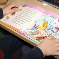 """""""Tibi mange de tout""""des Editions Fleurus avec le projet #ChagazEtUnLivre"""
