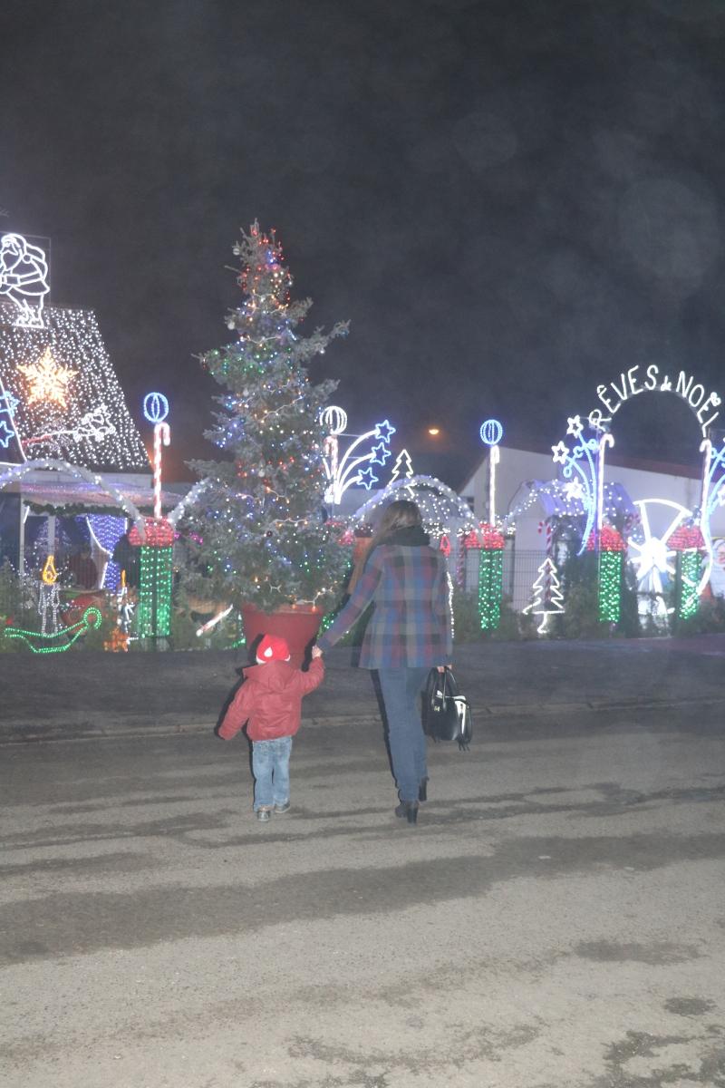La Maison du Père Noël à Aubigny au Bac