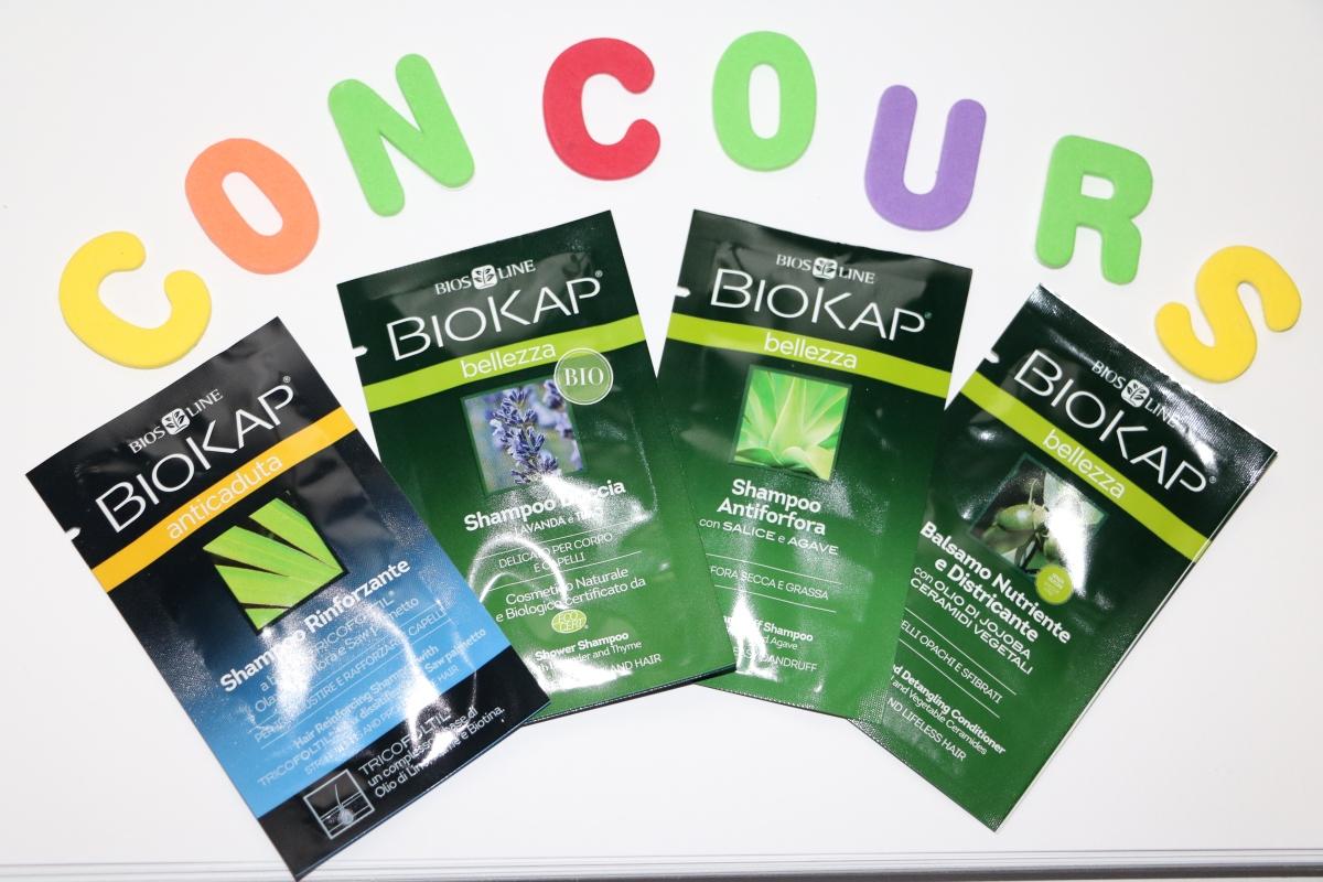 Alma Bio :  shampoing et masque BioKap