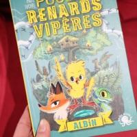 """""""Poules Renards Vipères """"des éditions Poulpe Fictions #guerresdesclans"""