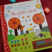 """""""Mes petits calculs"""" des éditions Usborne"""