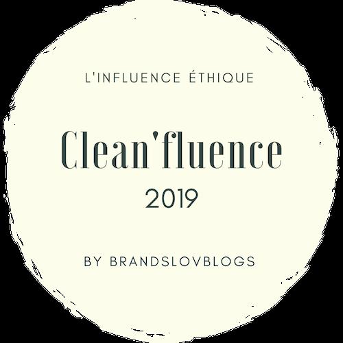 Clean' Fluence Brandslovblogs