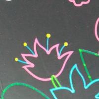 """""""Mes créations Cartes à gratter, bébés annimaux"""" des éditions  Gründ"""